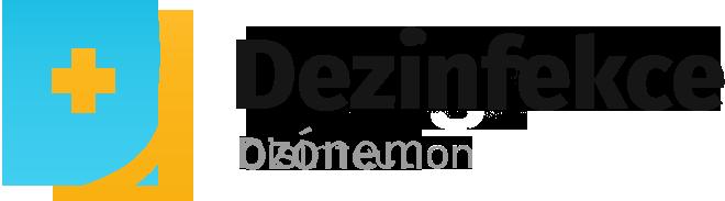 Dezinfekce ozonem a parní čištění